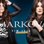 Markova otoño invierno 2014 con Araceli Gonzalez