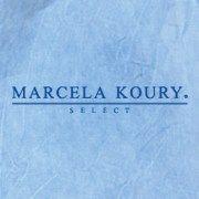 Marcela Koury select logo