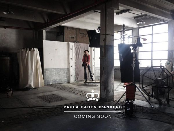 Paula Cahen D Anvers adelanto otoño invierno 2014