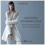 Awada trajes de mujer otoño invierno 2014
