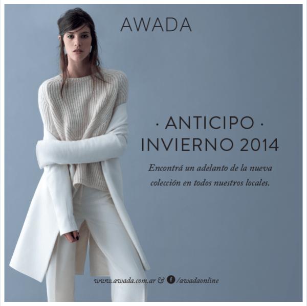 TAPADO AWADA INVIERNO 2014