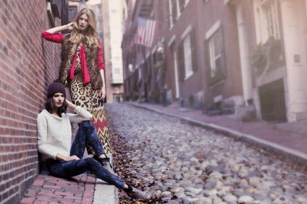 chaleco y sweater ossira invierno 2014