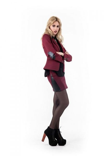 falda bordo Activity Pret a Porter invierno 2014