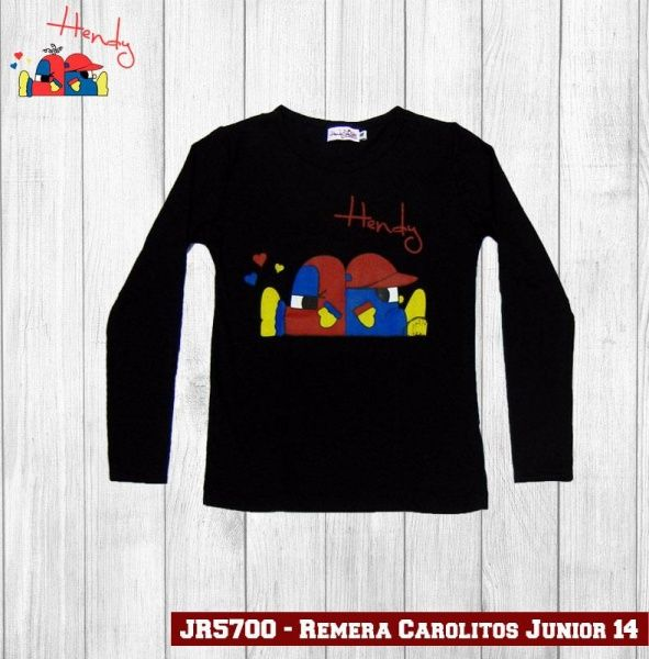 remera mangas largas Hendy invierno 2014