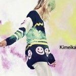 sweater amplios Kimeika invierno 2014