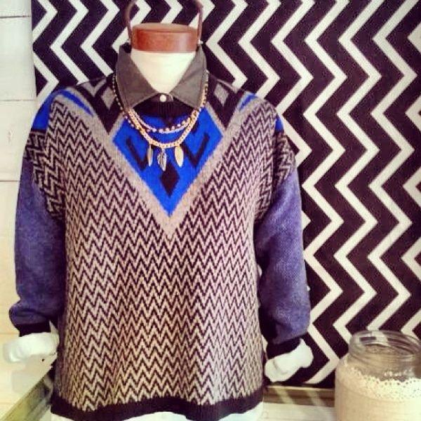 sweater  anticipo legacy invierno 2014
