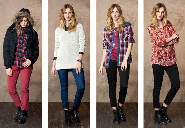 Look escoces by Nucleo Modas invierno 2014