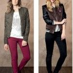 Looks con animal print By Nucleo Modas invierno 2014