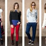 Looks urbanos by Nucleo Modas invierno 2014