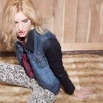 Riffle Jeans campera de jeans invierno 2014