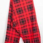 calza escocesa Syes invierno 2014