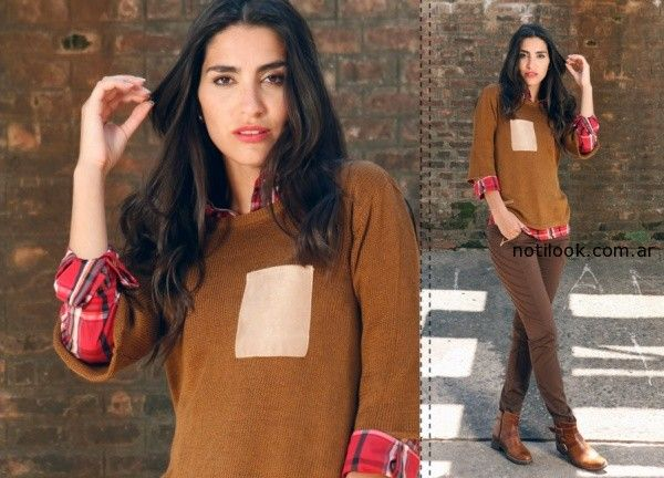 camisa escocesa invierno 2014 las taguas