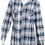 camisa estampado escoces Syes invierno 2014