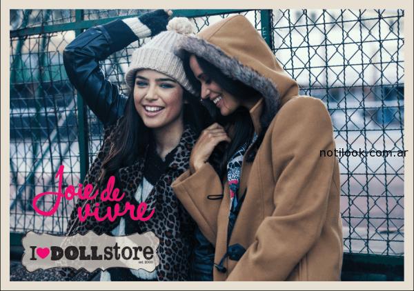 campera y tapado Doll Store invierno 2014