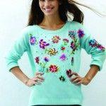 invierno 2014 sweater bordado