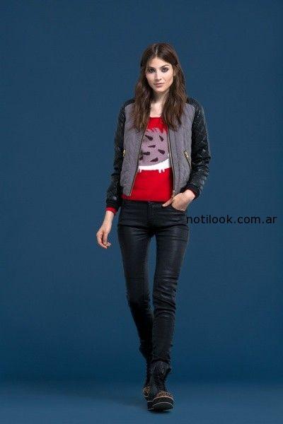 jeans ajustados invierno 2014 wanama