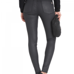 jeans vitamina invierno 2014 - negro engomado