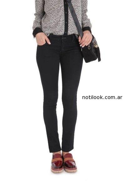 jeans vitamina invierno 2014 - negro