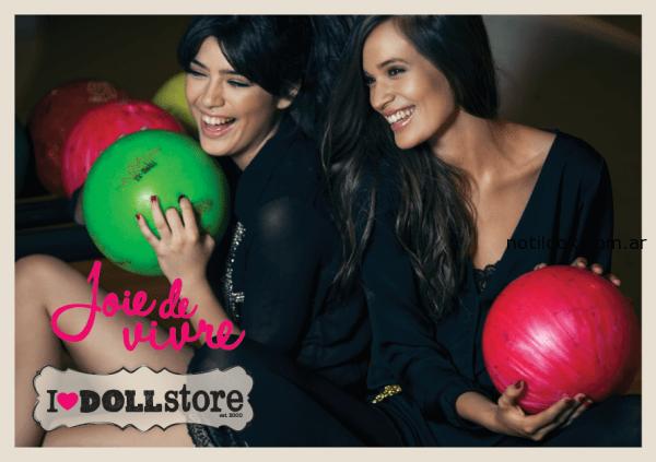 look de noche by Doll Store invierno 2014