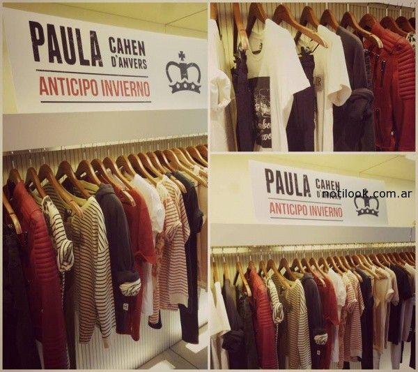 rayas invierno 2014  Paula Cahen D Anvers