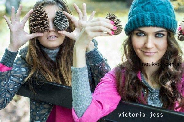 remeras mangas largas Victoria Jess otoño invierno 2014