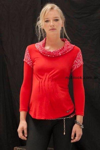 ropa para embarazadas diseño urbano invierno 2014