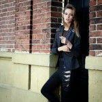 saco y pantalon bordado Tucci otoño invierno 2014