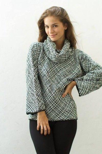 sweater tipo polera invierno 2014 Madastore