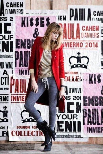 calzas invierno 2014 Paula Cahen D Anvers