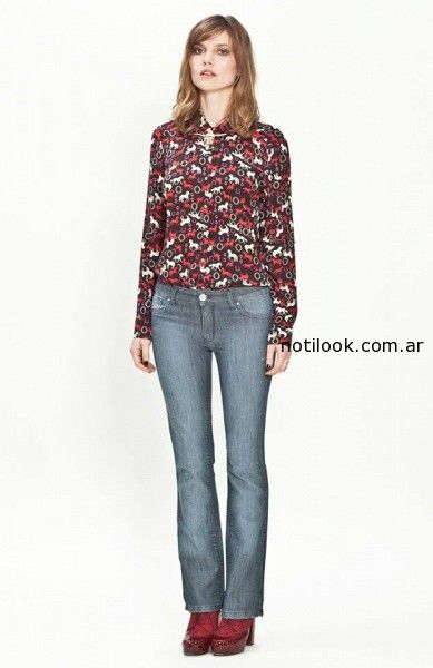 camisas estampadas invierno 2014 asterisco