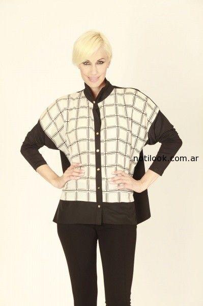 camisas femeninas invierno 2014 adriana costantini