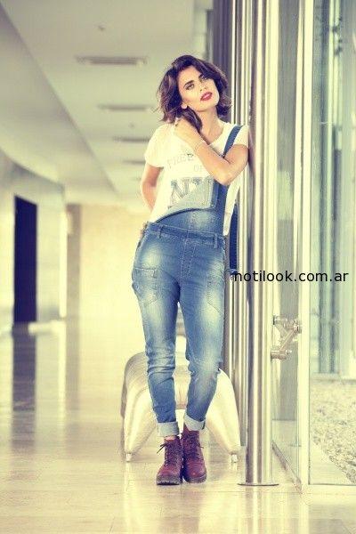 enteritos de jeans octanos invierno 2014