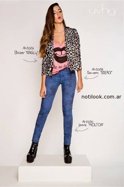 jeans batik invierno 2014 uvha