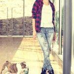 Moda casual: Octanos jeans otoño invierno 2014