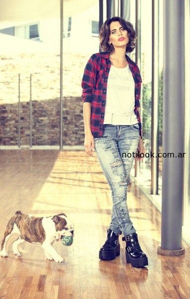 jeans octanos invierno 2014