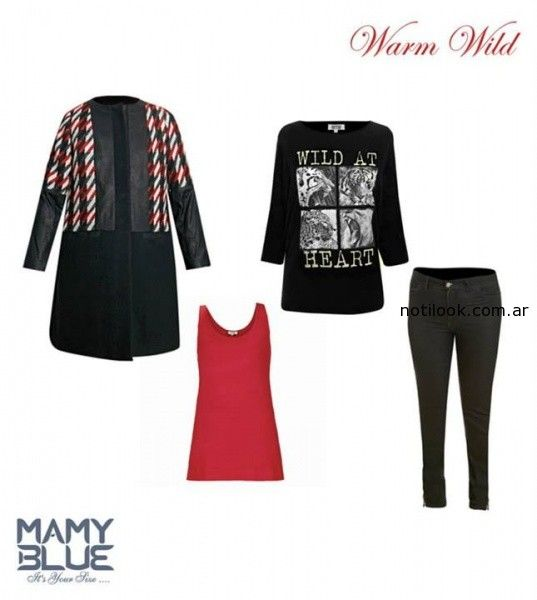 mamy blue look invierno 2014