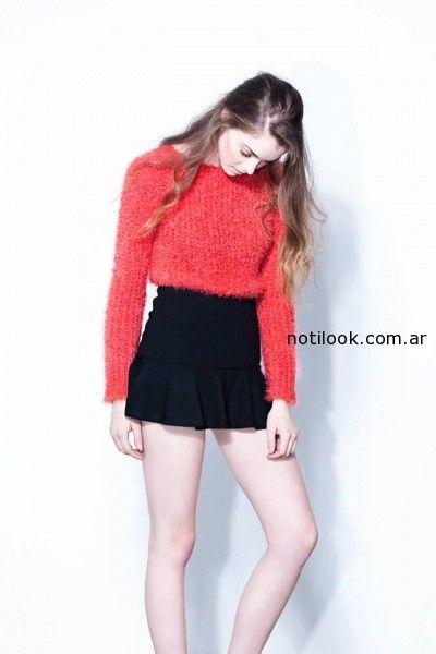 sweater corto otoño invierno 2014 rie