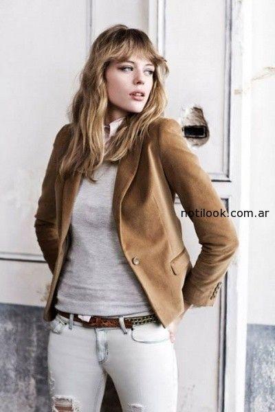 sweater de hilo invierno 2014 Paula Cahen D Anvers