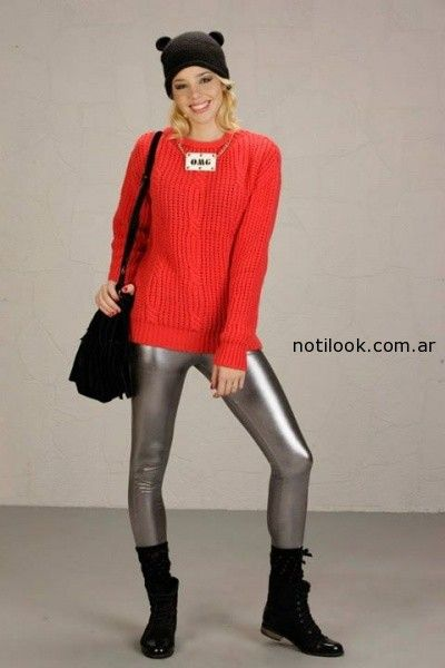 sweater invierno 2014 Claudia Rubinsztein