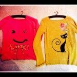 sweater juveniles Kees von Kees invierno 2014