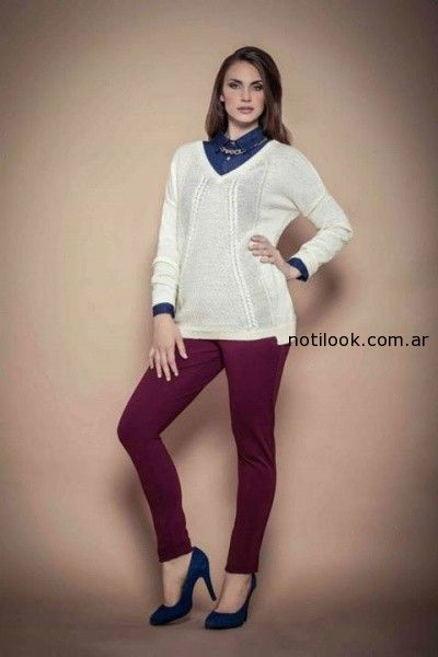 sweater mujer etam invierno 2014