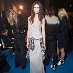 vestido largo informal desiderata invierno 2014
