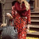 India Style – Vestidos para el dia otoño invierno 2014