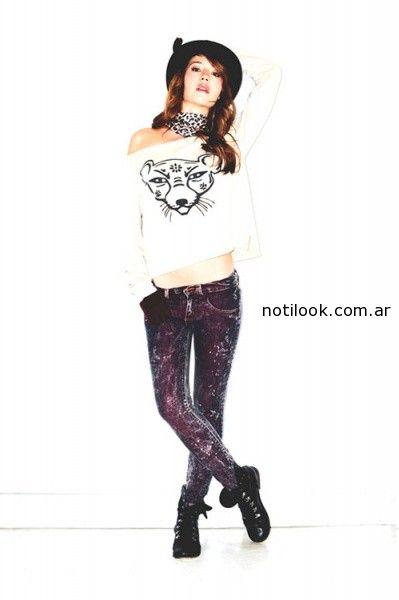 Kanikama jeans invierno 2014
