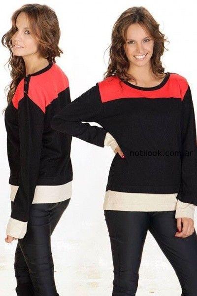Nuss Tejidos sweater invierno 2014