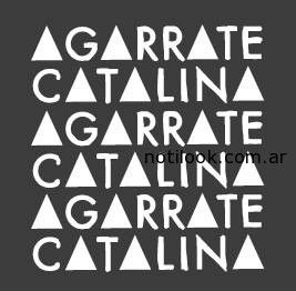 Agarrate Catalina