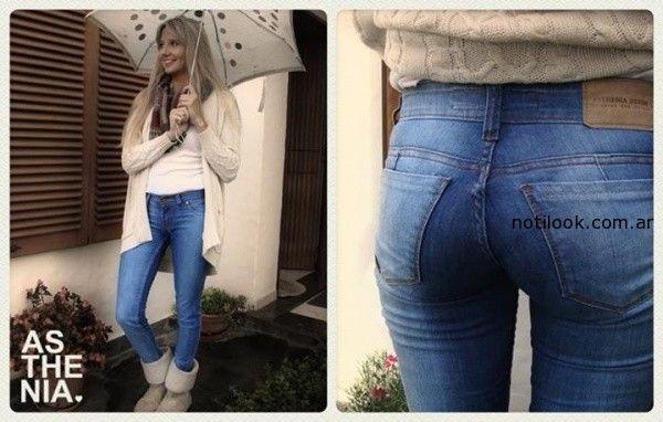 asthenia jeans invierno 2014