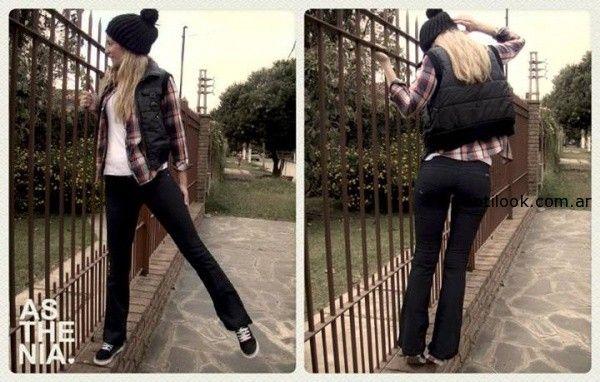 asthenia pantalones de jeans invierno 2014