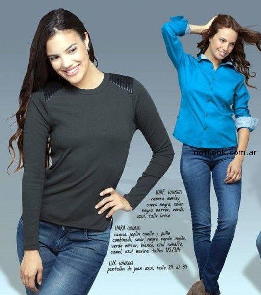 camisas cuesta azul invierno 2014