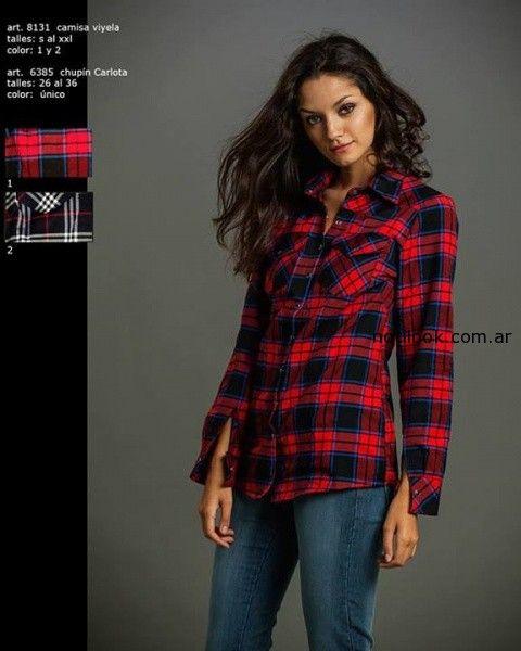 camisas invierno 2014 Okoche